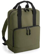 Recycled Twin Handle Cooler Backpack
