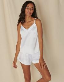 Ladies´ Satin Cami Short Pyjamas