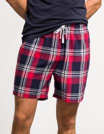 Men´s Tartan Lounge Shorts